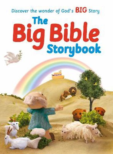 Picture of The Big Bible Storybook: Refreshed and Updated Edition Containing 188 Best-Loved Bible Stories To Enjoy Together