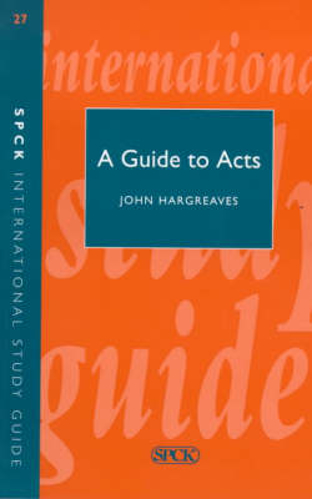 Picture of A GUIDE TO ACTS