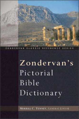 Picture of Zondervan's Pictorial Bible Dictionary