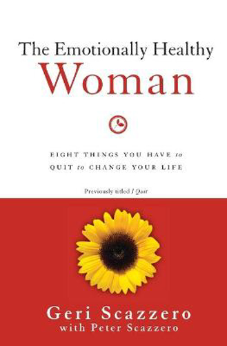 Picture of The Emotionally Healthy Woman: Eight Things You Have to Quit to Change Your Life