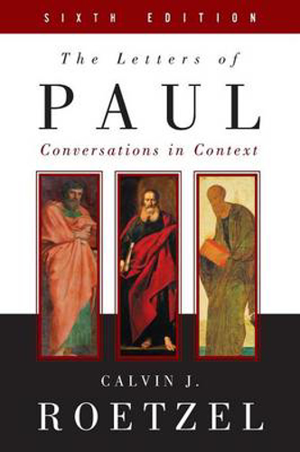 Picture of The Letters of Paul: Conversations in Context