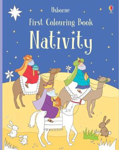 Picture of First Colouring Book Nativity