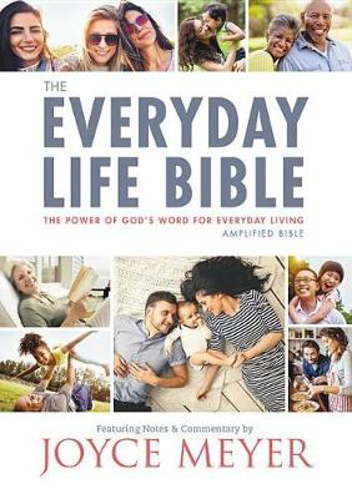 Picture of EVERY DAY LIFE BIBLE