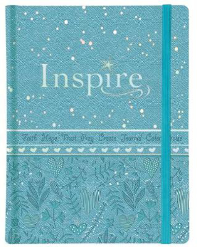 Picture of Nlt Inspire Bible For Girls