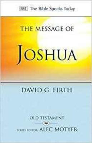Picture of The Message of Joshua: Promise and People