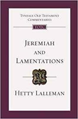 Picture of Jeremiah and Lamentations: An Introduction and Commentary