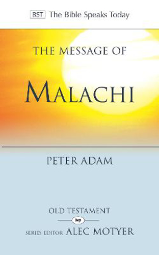 Picture of The Message of Malachi