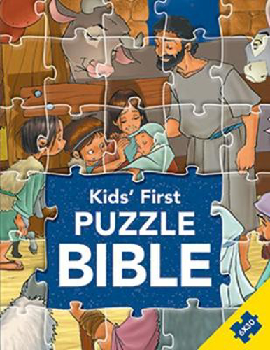 Picture of Kids' First Puzzle Bible