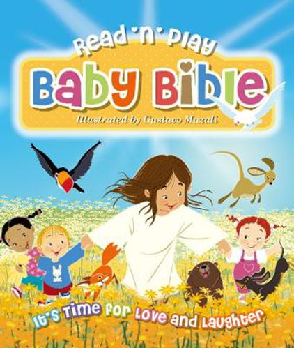 Picture of Read 'n' Play Baby Bible