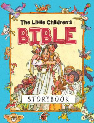 Picture of The Little Children's Bible Storybook