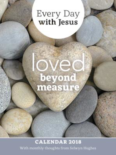 Picture of Loved Beyond Measure Calendar