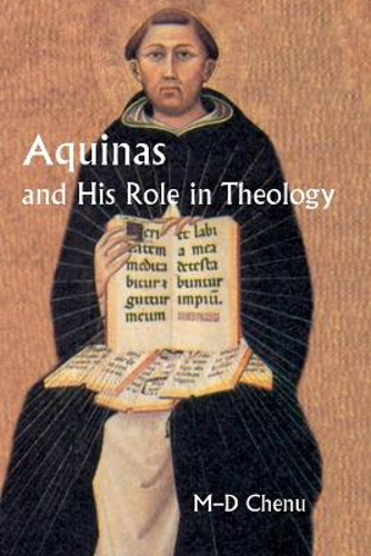 Picture of Aquinas and His Role in Theology