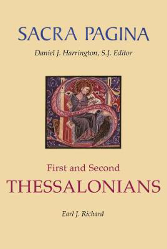 Picture of SACRA PAGINA THESSALONIANS