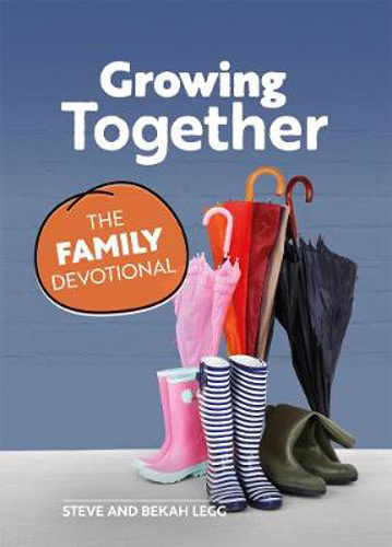 Picture of Growing Together Family Devotional
