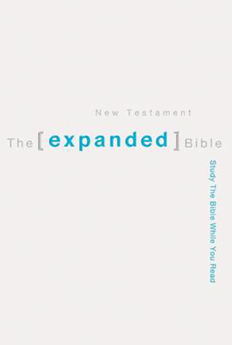 Picture of The Expanded Bible: New Testament