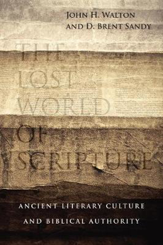 Picture of LOST WORLD OF SCRIPTURE