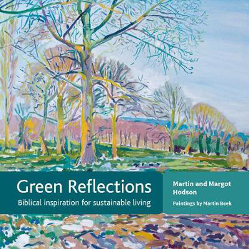 Picture of Green Reflections
