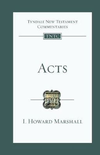 Picture of Acts: An Introduction and Survey