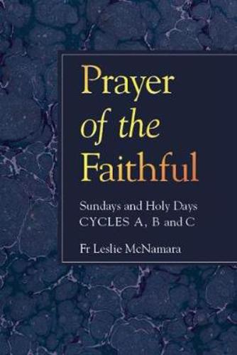 Picture of Prayer Of The Faithful Sundays