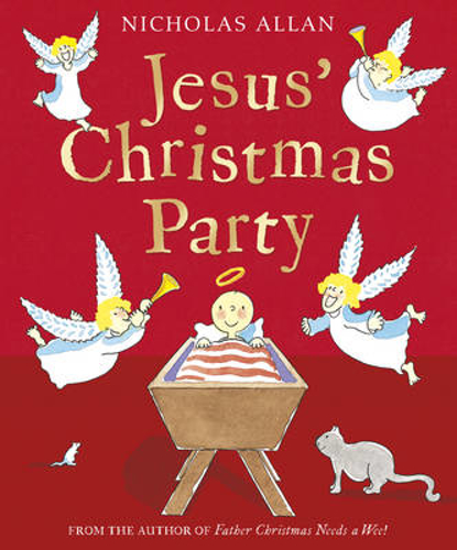 Picture of Jesus' Christmas Party