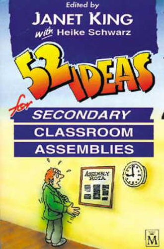 Picture of 52 Ideas for Secondary Classroom Assemblies