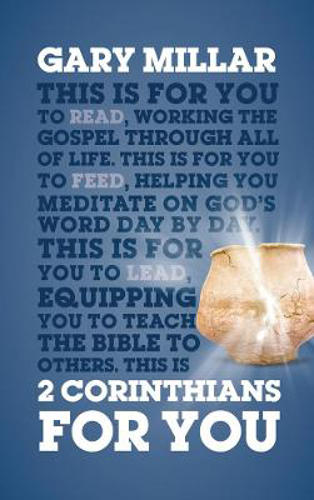 Picture of 2 Corinthians For You: For reading, for feeding, for leading