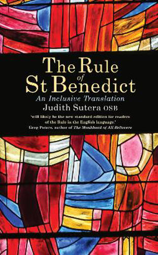 Picture of The Rule of St Benedict: An Inclusive Translation