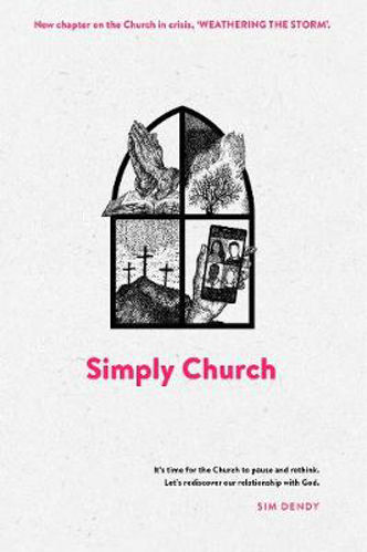 Picture of Simply Church (New Edition): It's time for the church to pause and rethink. Let's rediscover our relationship with God.