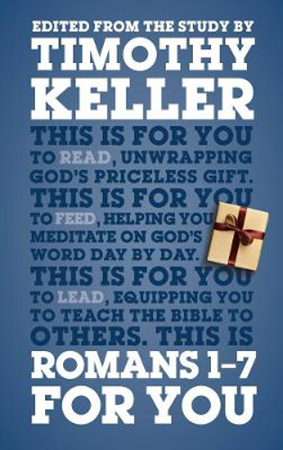 Picture of Romans 1 - 7 For You: For reading, for feeding, for leading