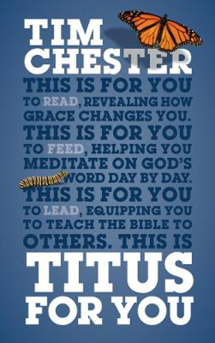 Picture of Titus For You: For reading, for feeding, for leading