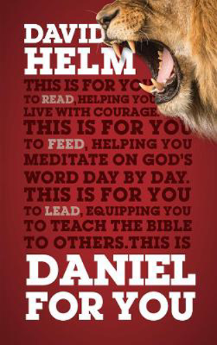 Picture of Daniel For You: For reading, for feeding, for leading