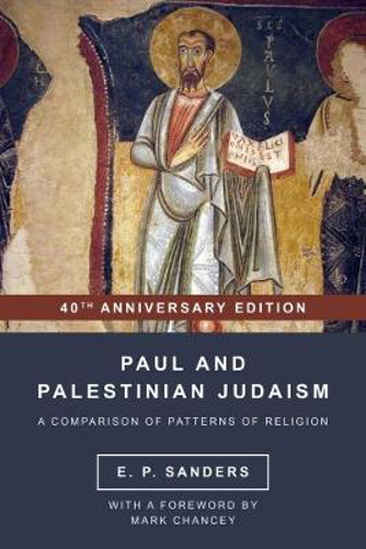 Picture of Paul and Palestinian Judaism: 40th Anniversary Edition