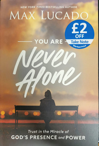 Picture of You Are Never Alone