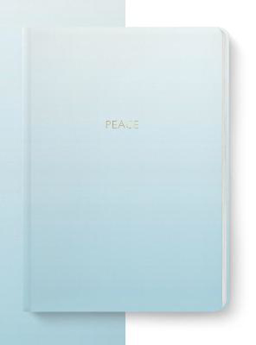 Picture of A5 Hardback Notebook: Mint