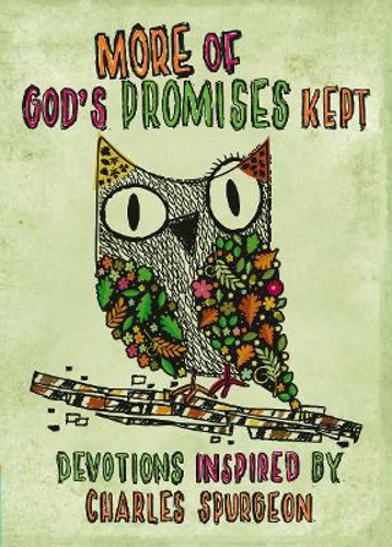 Picture of More of God's Promises Kept: Devotions Inspired by Charles Spurgeon