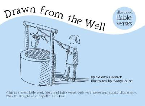 Picture of Drawn from the Well: Illustrated Bible Verses