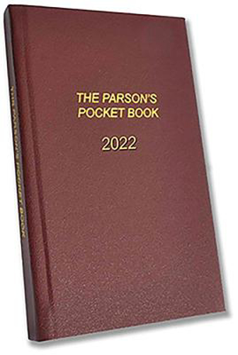 Picture of The Parson's Pocket Book 2022