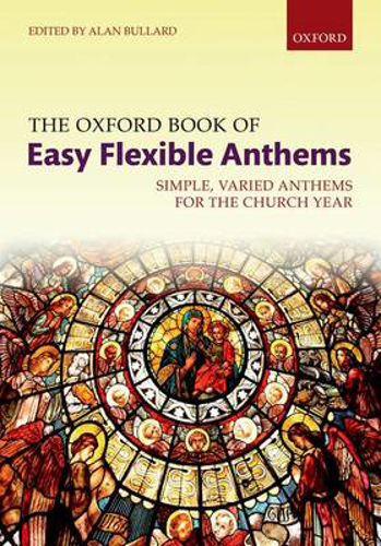 Picture of the oxford book of flexible anthems