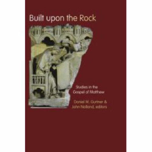 Picture of BUILT UPON THE ROCK. STUDIES IN THE GOSPEL