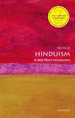 Picture of Hinduism: A Very Short Introduction