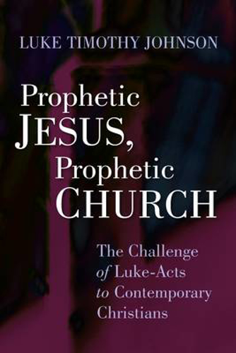 Picture of PROPHETIC JESUS