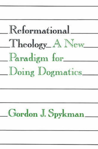 Picture of Reformational Theology