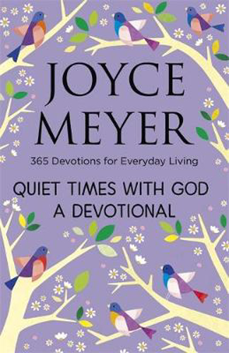 Picture of Quiet Times With God Devotional: 365 Daily Inspirations