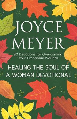 Picture of Healing the Soul of a Woman Devotional: 90 Devotions for Overcoming Your Emotional Wounds