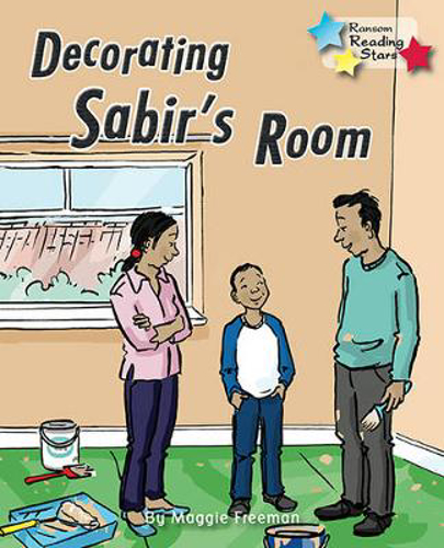 Picture of Decorating Sabir's Room 6-Pack