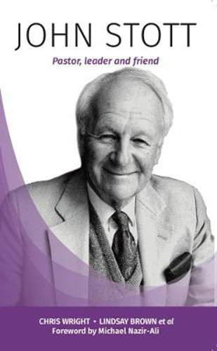 Picture of John Stott Pastor,leader And Friend