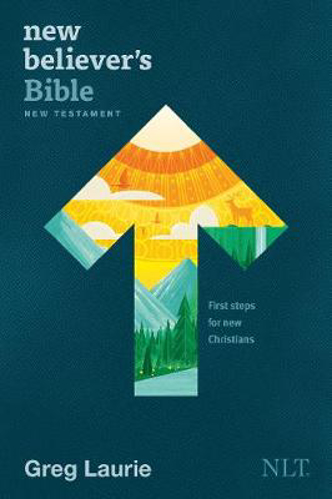 Picture of New Believer's Bible New Testament NLT (Softcover)