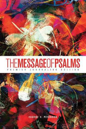 Picture of Message of Psalms: Premier Journaling Edition, Softcover