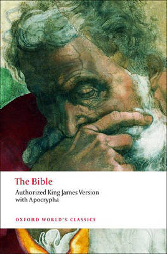 Picture of The Bible: Authorized King James Version