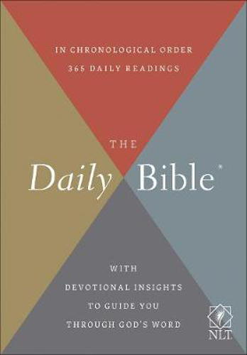 Picture of The Daily Bible (R) (NLT)